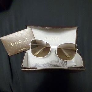 Authentic Gucci Square Sunglasses